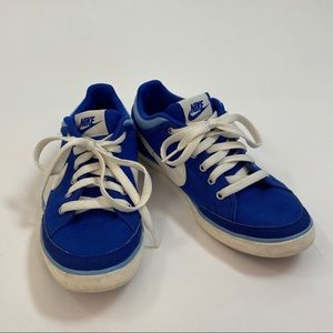 Two Toned Blue Nike SB Charge Sneakers Size 8